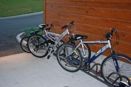 Bikes to ride on the farm