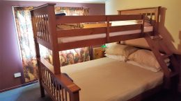 Bunk Beds in the Cabin